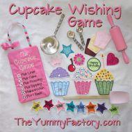 Bake a Cupcake Wishing Game