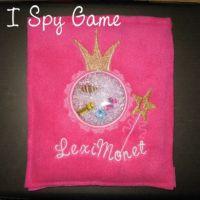 I Spy a Princess!